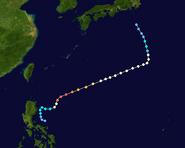 Irma 2052 track