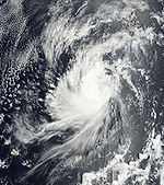 Tropical Storm Kevin 2009-08-30 1850Z