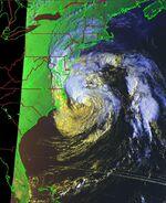 Hurricane Dennis (1999) - Cropped - 15