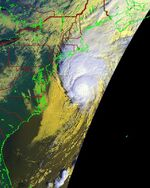 Hurricane Irene (1999) - Cropped - 4