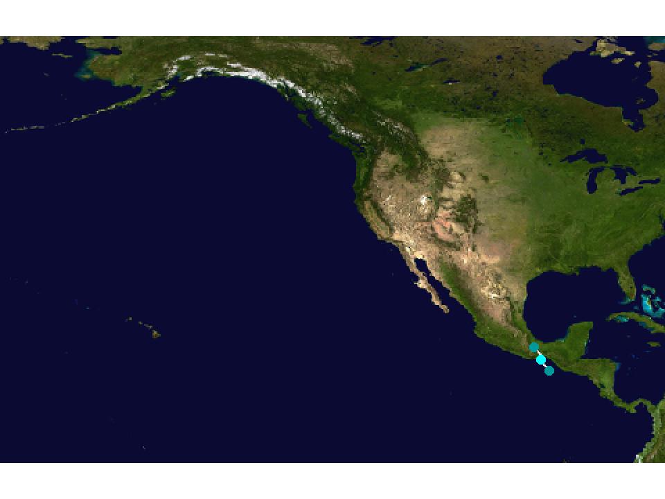 Duration 2019 Pacific Hurricane Season MasterGarfield