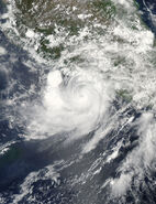 Hurricane Carlos (2015)