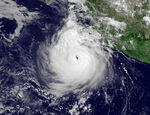 Hurricane Dora July 21