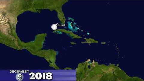 Hurricane Oscar (HHW Animation Test)