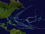 Porygonal's 2019 Atlantic hurricane season