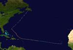 Hurricane Gonzalo (2020-CobraStrike) Track.png
