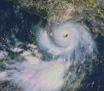 Hurricane Lester (1998) GOES