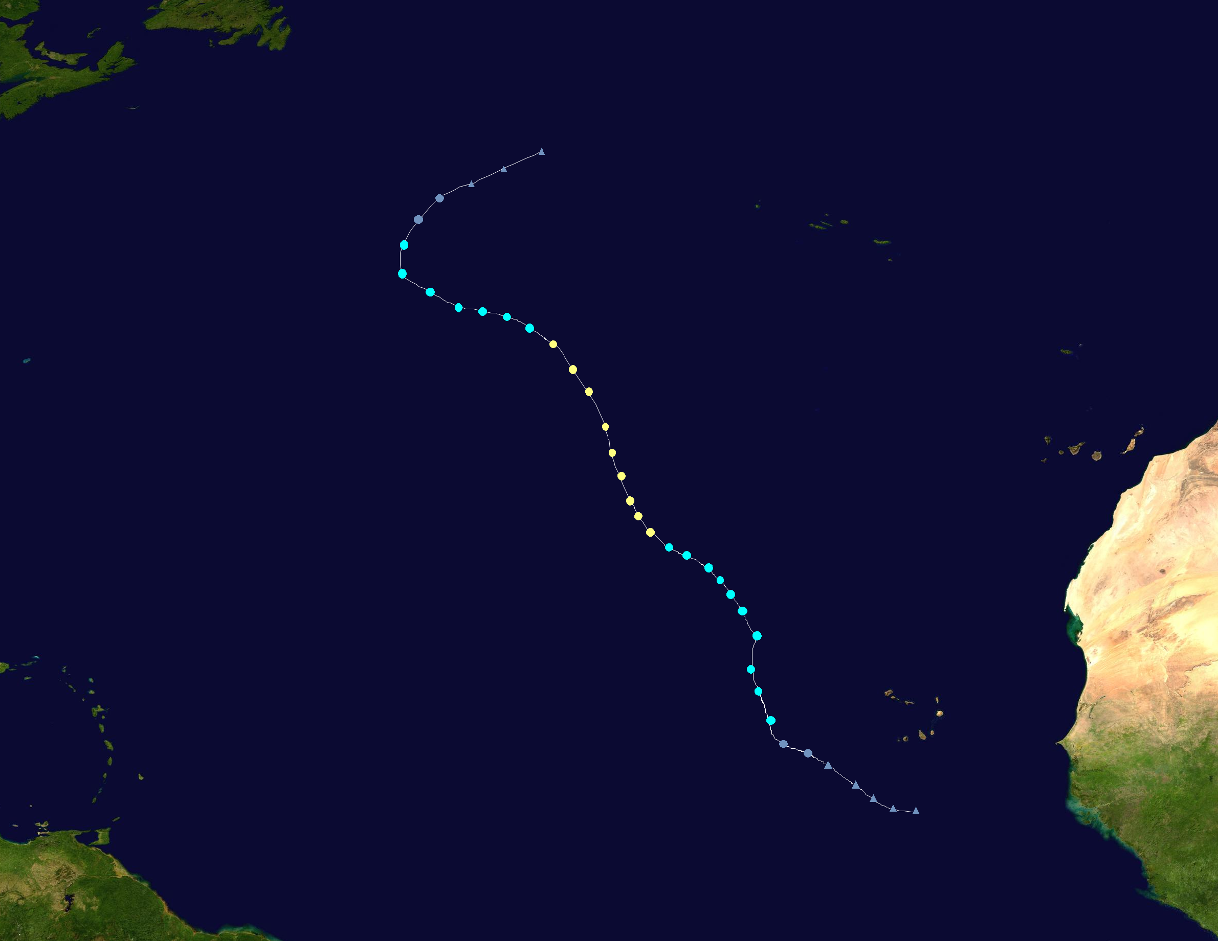 Category 1 hurricane SSHWS 2017 Atlantic hurricane