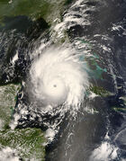 Hurricane Gustav 30 Aug 2008 1605z