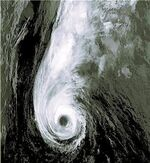Hurricane Epsilon AVHRR false color image.jpg