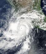 Hurricane Hilary Sept 23 2011 2000Z