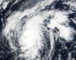 Hurricane Narda 2001