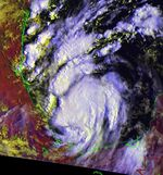 Hurricane Bret (1999) - Cropped - 6