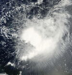 Tropical Storm Erika 2009-09-02 1425Z