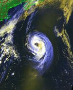 Hurricane Bertha (2008) - Cropped - 2