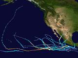 2019 Pacific hurricane season (GaryKJR)
