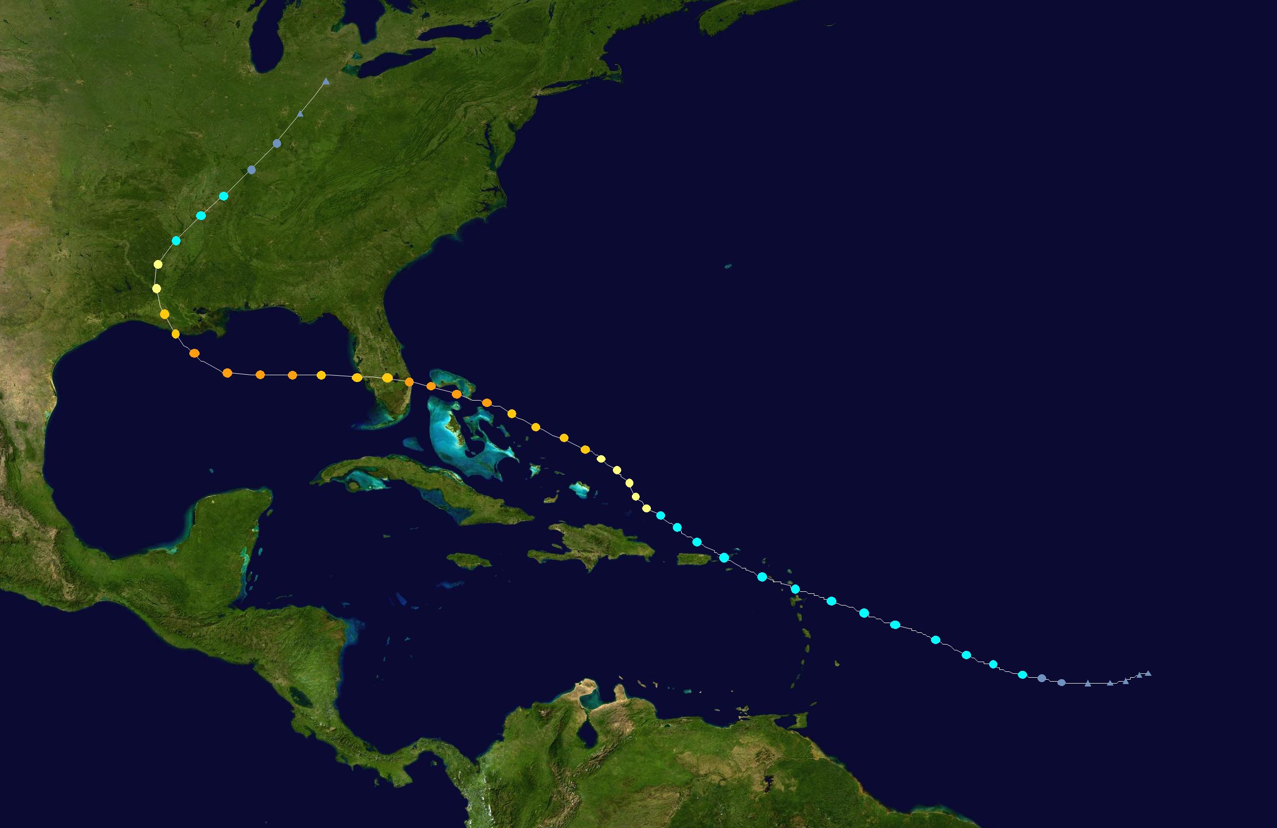 Category 3 hurricane SSHWS 2017 Atlantic hurricane