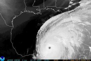 Hurricane Wilma IR