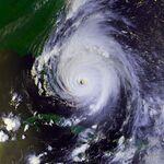 Hurricane Floyd 14 sept 1999 2030Z