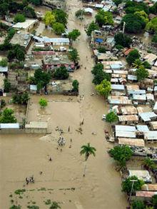 Haiti flood 1