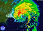 Hurricane Alex Radar