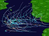 2020 Sandific hurricane season