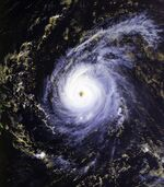 Hurricane Edouard 26 aug 1996 1744Z