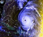 Hurricane Isabel (2003) - Category 4