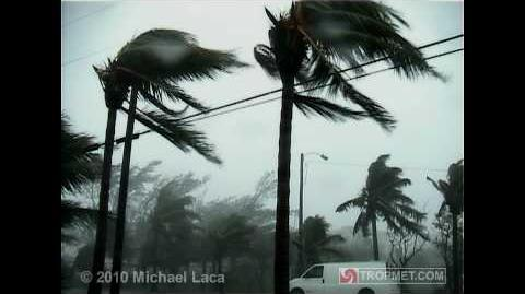 Hurricane Rita (High Quality) - Key West, Florida - September 20, 2005
