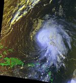 Hurricane Jose (1999) - Cropped - 4