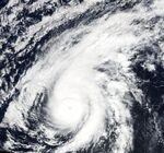 Hurricane Octave 2001