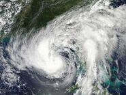 Tropical storm benny