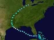 Hurricane Erin (2025 - Track)