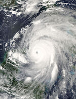 Hurricane Ivan 13 sept 2004 1900Z