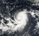 Hurricane Sergio 15 nov 2006 1725Z