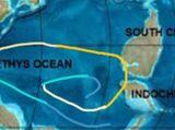 Pangea hurricane season