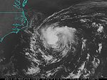 Tropical Storm Claudette (1997)