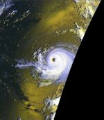 Hurricane Cindy (1999) - Cropped - 14