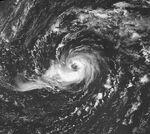 Hurricane Vince eye 2005.jpg
