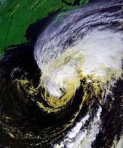 Hurricane Gabrielle 17 sept 2001 1801Z