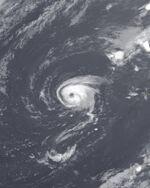 Hurricane Nestor (Roussil - 2019)