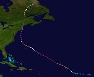 Hurricane Chris (2012 - Track)