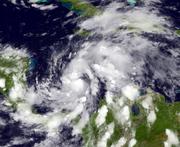 Tropical Storm Sandy Oct 22 2012 2345z