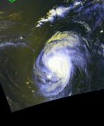 Hurricane Cindy (1999) - Cropped - 13
