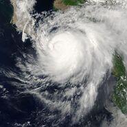 Hurricane ignacio (2003)