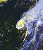 Hurricane Omar (2008) - Cropped