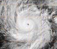 Hurricane Felicia August 6 2009 0030 UTC
