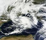 Tropical-like cyclone 01-M Rolf.2011312.terra.250m