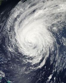 Hurricane Igor 2010-09-19 1750Z