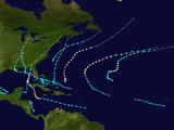2018 Atlantic hurricane season (Bob's official prediction)